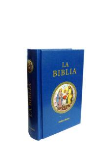 Biblia Hispanoamericana Bolsillo Tapa Dura