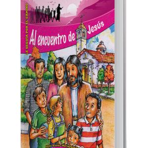 Al encuentro de jesus chicos