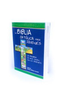 hBiblia Católica para Jóvenes tapa rústica junior
