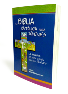 Biblia Católica para Jóvenes tapa rústica