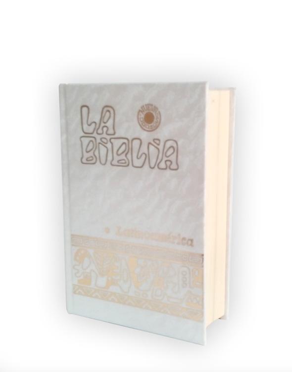 La Biblia Latinoamerica bolsillo nacar