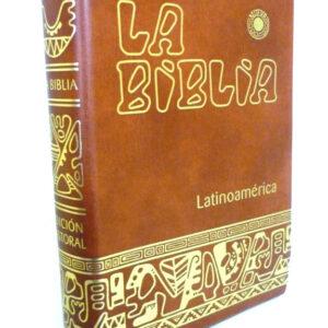 La Biblia Latinoamérica símil piel