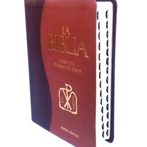 La Biblia del Pueblo de Dios bitono