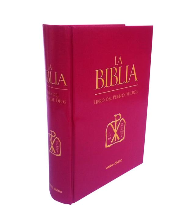 La Biblia del Pueblo de Dios cartoné
