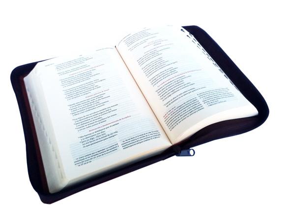 La Biblia del Pueblo de Dios abierto