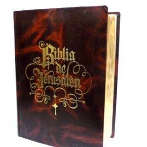 Biblia de Jerusalén letra grande