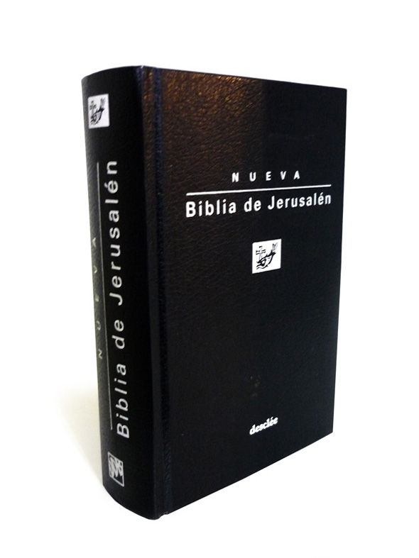 Biblia de Jerusalén nueva