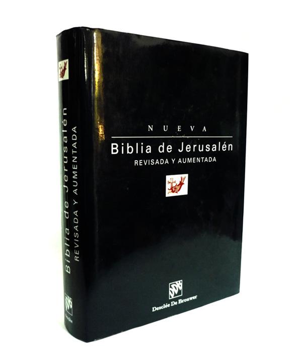 Biblia de Jerusalén revisada y amentada