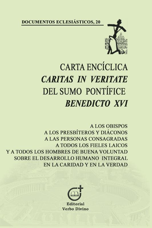 Carta encíclica veritas in caritate Benedicto16