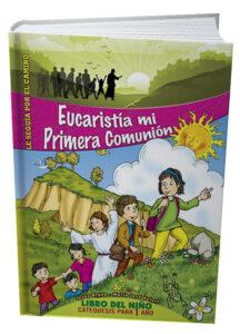 Eucaristía mi primera Comunión