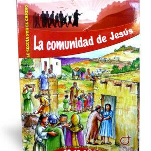La comunidad de Jesús 12-13 años