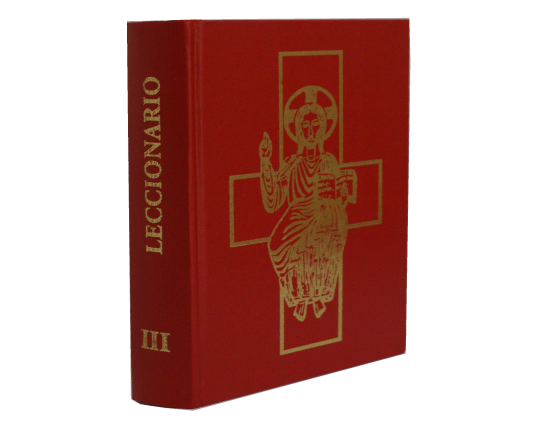 Leccionario, misal romano, sacerdote, estudio