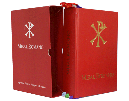 Misal Romano, estudio, sacerdotes