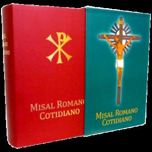 Misal, sacerdotes, estudio