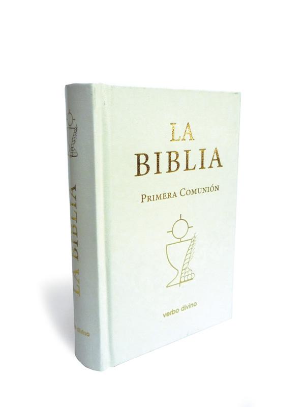 Biblia Hispanoamericana Primera Comunion