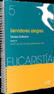 Servidores alegres eucaristia